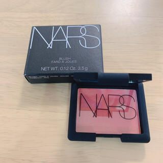 NARS - NARS【新品未使用】ブラッシュ4013N チーク ミニサイズ