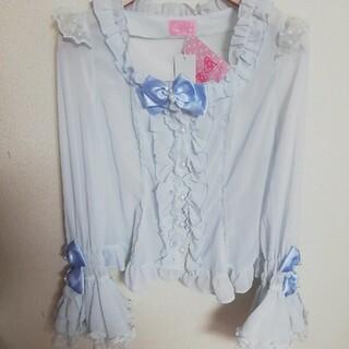 Angelic Pretty - 姫袖 ブラウス 未使用 原価割れ