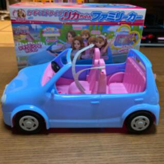 タカラトミー(Takara Tomy)のかぞくでドライブ リカちゃんファミリーカー(キャラクターグッズ)