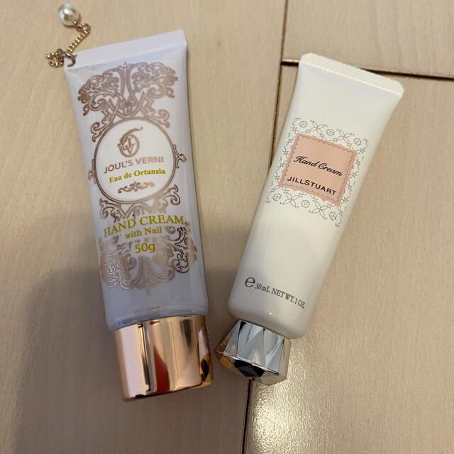JILLSTUART(ジルスチュアート)のジルハンドクリーム コスメ/美容のボディケア(ハンドクリーム)の商品写真