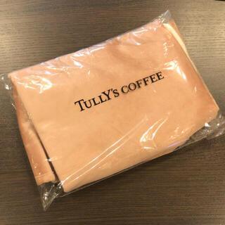 TULLY'S COFFEE - 【ブランケットのみc】タリーズ ハッピーバッグ 福袋 2021 グレー