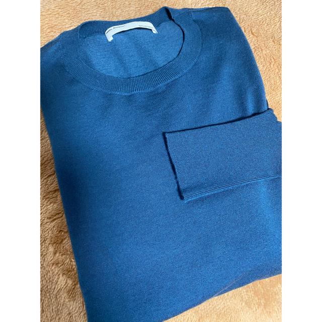 L'Appartement DEUXIEME CLASSE(アパルトモンドゥーズィエムクラス)のお値下げ L'Appartement  Side Slit Knit レディースのトップス(ニット/セーター)の商品写真