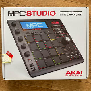 MPC STUDIO(MIDIコントローラー)