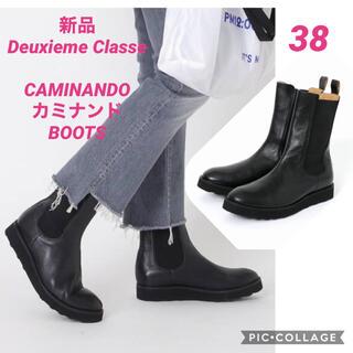 DEUXIEME CLASSE - Deuxieme Classe 【CAMINANDO/カミナンド】 BOOTS