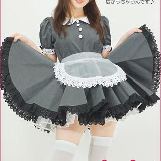 キャンディフルーツメイド服(衣装一式)
