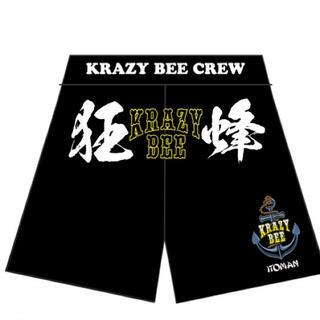 KRAZY BEE ファイトショーツ size M 新品未使用(格闘技/プロレス)