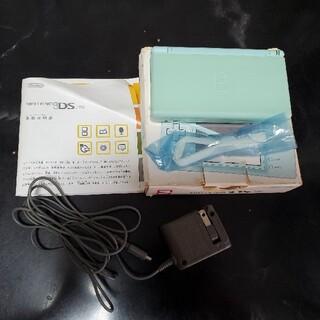 ニンテンドーDS(ニンテンドーDS)のNintendo DS ニンテンド-DS LITE アイスブルー(携帯用ゲーム機本体)