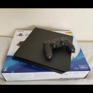 プレイステーション4(PlayStation4)のSONY PlayStation4 本体 CUH-2200AB01 最新モデル(家庭用ゲーム機本体)