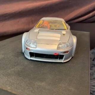 トヨタ(トヨタ)のタミヤ トヨタ スープラ プラモデル完成品(模型/プラモデル)
