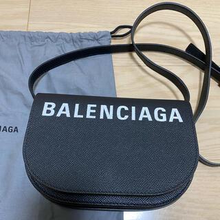 Balenciaga - バレンシアガ ショルダー ブラック xs