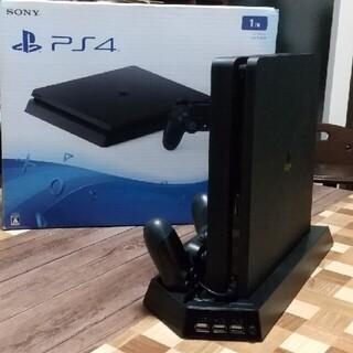 プレイステーション4(PlayStation4)のPS4本体 CUH-2000B B01(家庭用ゲーム機本体)