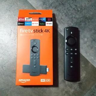 fire tv stick 4K リモコン ファイヤースティック(その他)