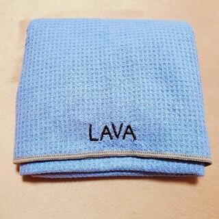【美品🎵】LAVA ヨガラグマット (ブルー)(ヨガ)