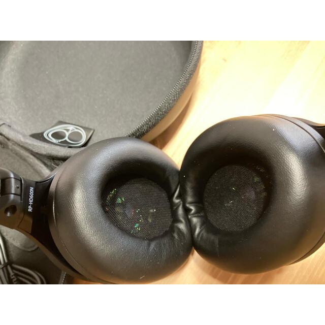 Panasonic(パナソニック)のワイヤレスステレオヘッドホン RP-HD600N スマホ/家電/カメラのオーディオ機器(ヘッドフォン/イヤフォン)の商品写真