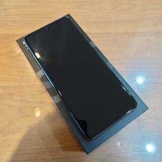 Galaxy - 美品Galaxy S20+ SC-52A コズミックグレー simフリー