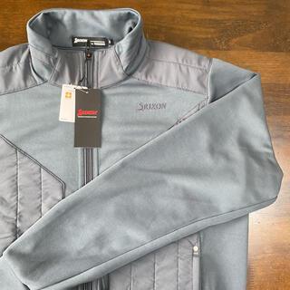 スリクソン(Srixon)の【新品、未使用】スリクソン  ジャケット ジャージ メンズ サイズ:M(ウエア)