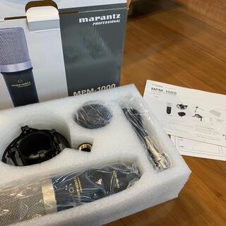 marants MPM-1000 未使用(マイク)