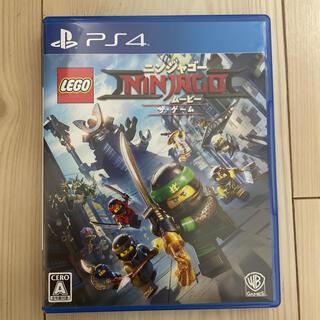 プレイステーション4(PlayStation4)のレゴ ニンジャゴー ムービー ザ・ゲーム PS4(中古)(家庭用ゲームソフト)