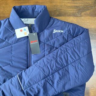 スリクソン(Srixon)の【新品、未使用】スリクソン  中綿ジャケット メンズ サイズ:M(ウエア)