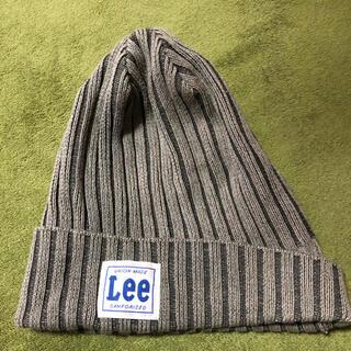 リー(Lee)のニット帽 lee(ニット帽/ビーニー)