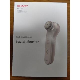 シャープ(SHARP)のSHARP 多機能美顔器 IB-LF7-P 新品未使用 送料込み(フェイスケア/美顔器)
