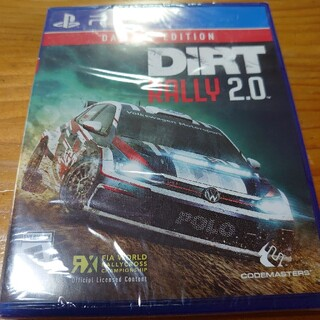 プレイステーション4(PlayStation4)のdirt rally rally 2.0 ps4(家庭用ゲームソフト)