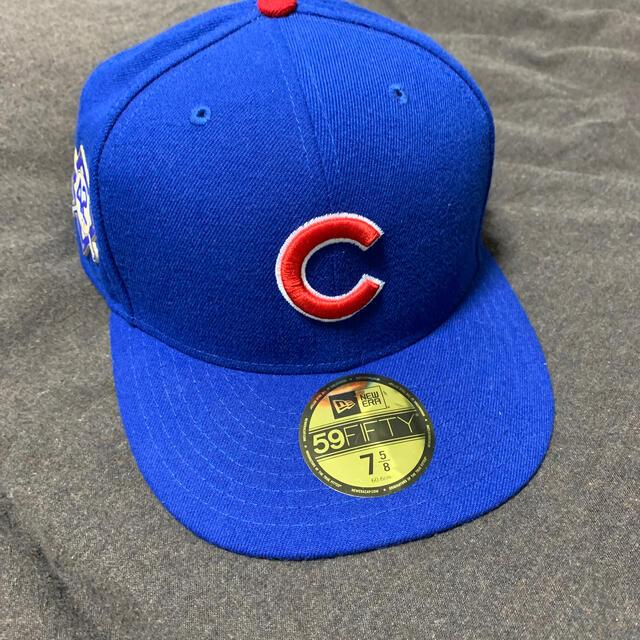 NEW ERA(ニューエラー)のカブス キャップ ニューエラ NEWERA メンズの帽子(キャップ)の商品写真