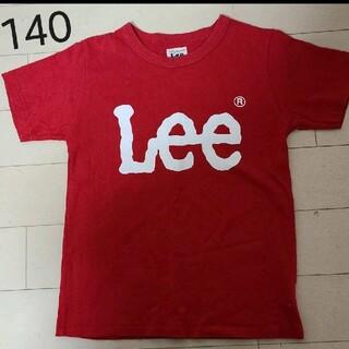 リー(Lee)のリー Lee ロゴTシャツ 140(Tシャツ/カットソー)