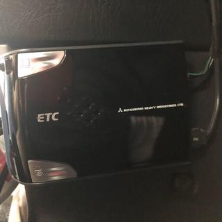 ミツビシ(三菱)のETC 車載機(ETC)