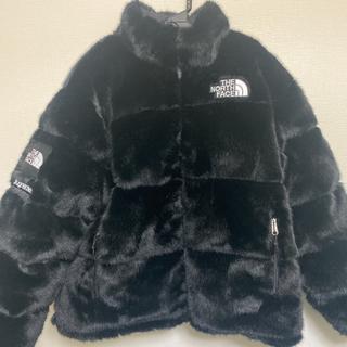 ザノースフェイス(THE NORTH FACE)のSupreme×The North Face Faux Fur(ダウンジャケット)
