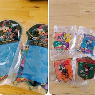 ディズニー(Disney)のディズニーランド☆15周年記念グッズセット(ノベルティグッズ)