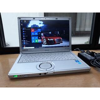 パナソニック(Panasonic)のPanasonic CF-NX3 i5 4300U 256G/SSD 8G(ノートPC)