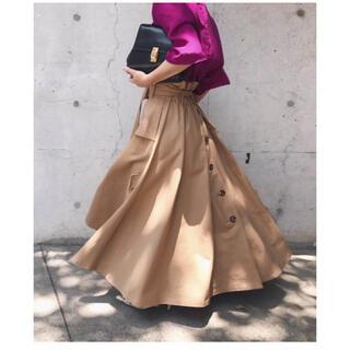 Ameri VINTAGE - Ameri vintage ♡大人気♡トレンチスカート