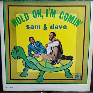 【USオリジナルLP】SAM&DAVE / HOLD ON, I'M COMIN(R&B/ソウル)