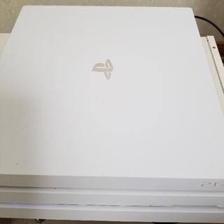 プレイステーション4(PlayStation4)のSONY PlayStation4 Pro 本体 CUH-7200BB02(家庭用ゲーム機本体)