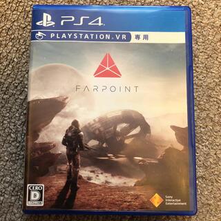 プレイステーション4(PlayStation4)のFarpoint PS4 ファーポイント(家庭用ゲームソフト)
