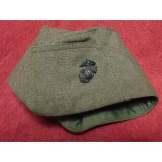 ★アメリカ軍*USMC/海兵隊*女性用略帽*55cm(実物)(戦闘服)