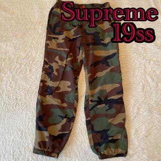 Supreme - Supreme❤19ss Nylon Trail Pant S