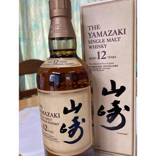 サントリー(サントリー)の山崎12years whiskey (ウイスキー)