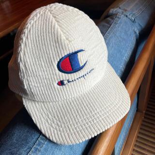 Champion - チャンピオン コーデュロイ 帽子