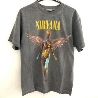 FEAR OF GOD - 新品 ニルバーナ NIRVANA Tシャツ ロックT バンド