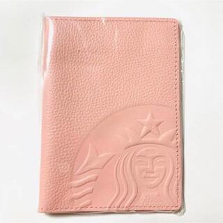 スターバックスコーヒー(Starbucks Coffee)のスタバ パスポートケース ピンク(ポーチ)