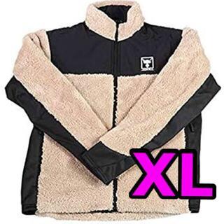 ジャッカル(JACKALL)の新品未試着 ジャッカル フリースジャケット【カーキ / XL】(ウエア)
