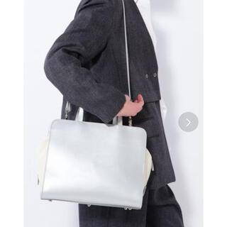 TOMORROWLAND - 最終値下げ★美品 YAHKI 2way ハンドバッグ  ショルダーバッグ