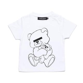 アンダーカバー(UNDERCOVER)の新品未使用 undercover kids BEAR tee M100(Tシャツ/カットソー)