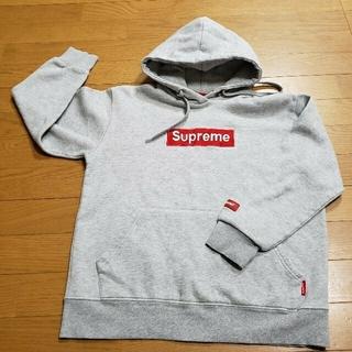 Supreme - Supremeパーカー(M)グレー