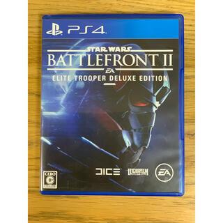 プレイステーション4(PlayStation4)のSTAR WARS BATTLEFRONT II(家庭用ゲームソフト)