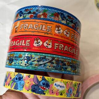 ディズニー(Disney)のセロハンテープ ディズニー柄など 10本セット(テープ/マスキングテープ)