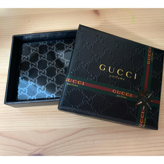 Gucci - GUCCI グッチ 非売品 新品未使用 両面手鏡 ミラー 箱付き