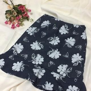 M'S GRACY - エムズグレイシー 花柄 スカート
